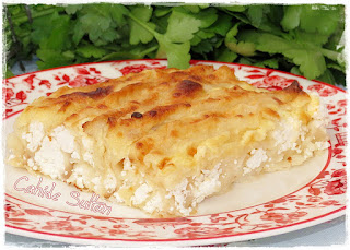 Kirma Borek (Shirred Borek)