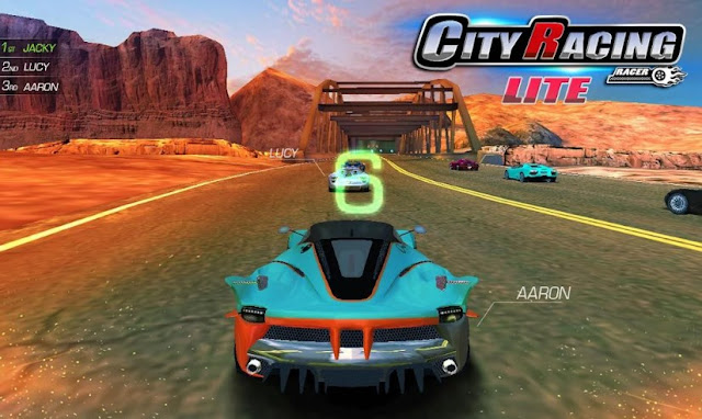 City Racing Lite – Racing Car