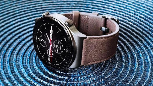 8. Huawei Watch GT 2 Pro