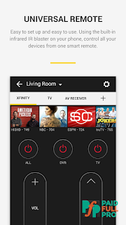Peel Universal Smart TV Remote Control Pro APK