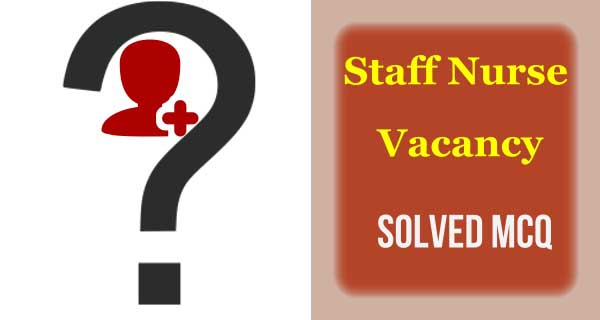 Model Questions of Govt Nursing Exams (Series-01)