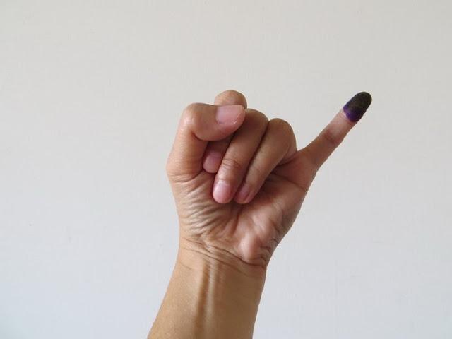 Apakah Sah Wudhu Ketika Jari Bertinta Pilkada 2020?, Ini Penjelasannya