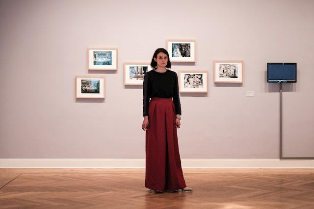 Künstlergespräch, Renata Jaworska, Kunstmuseum, Pablo Picasso,