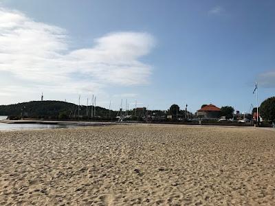Kristiansand beach