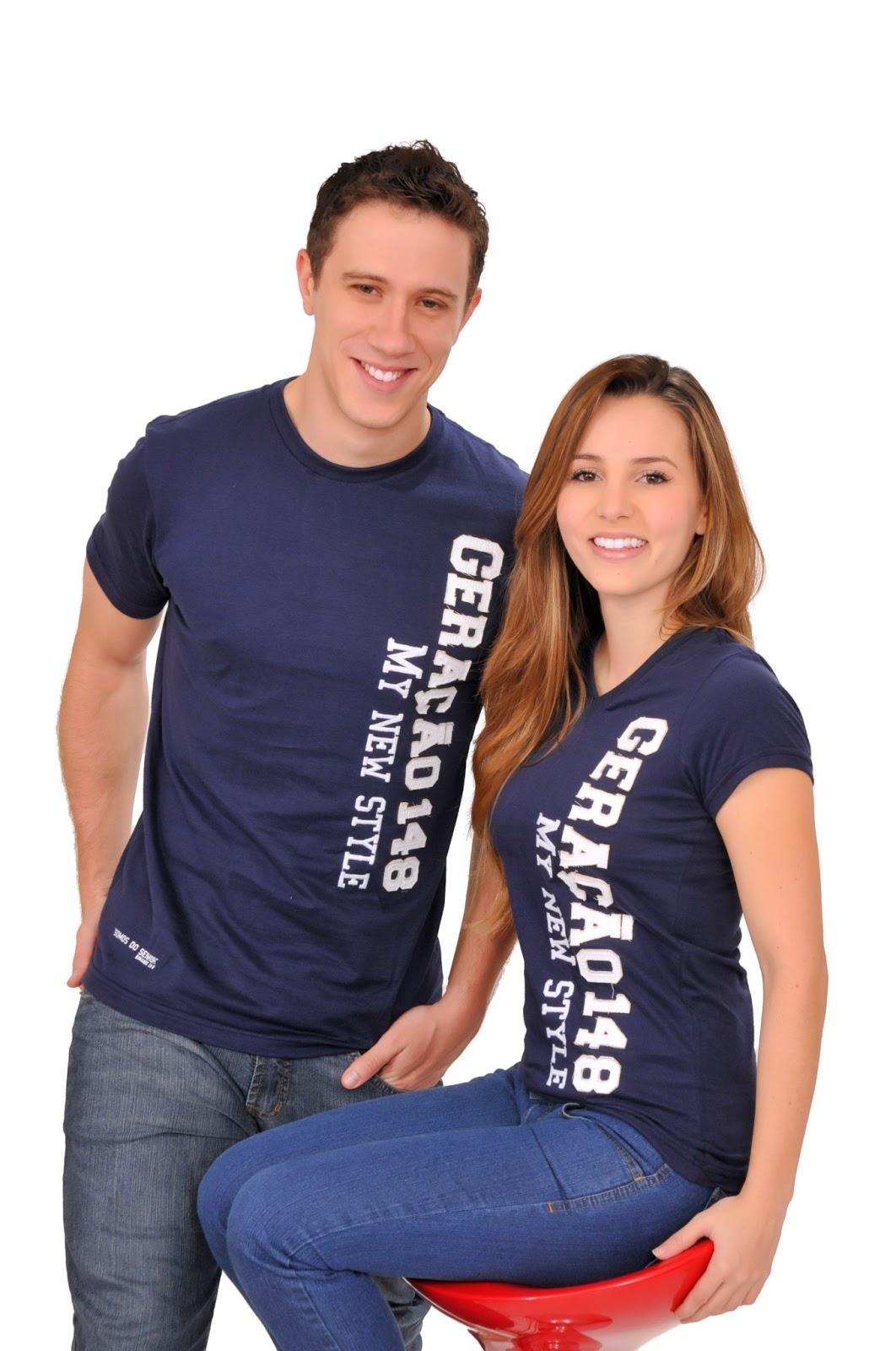 6c4268c83 Camisetas  Geração 148