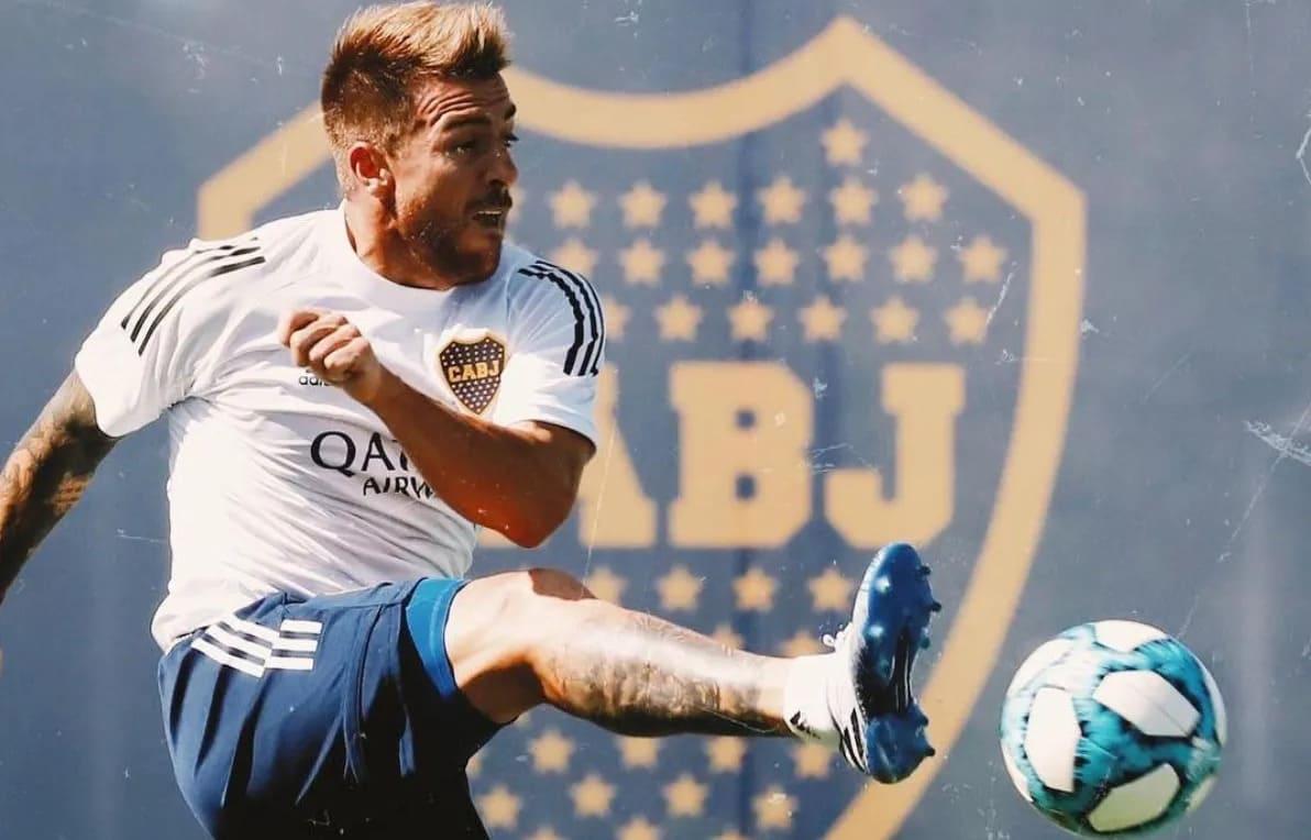 En Boca serán titulares Buffarini y Cardona ante Caracas por la Libertadores