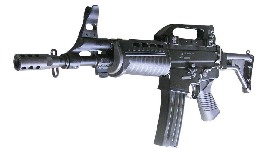 SS2-V5 Kal. 5.56 mm