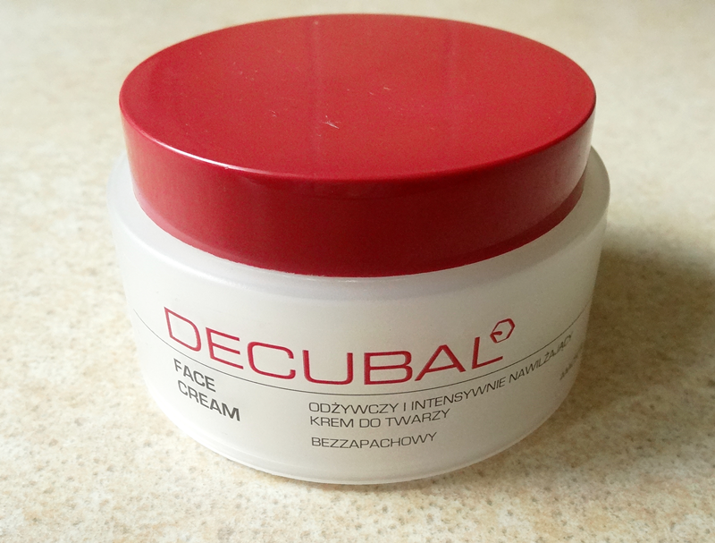 Decubal krem do twarzy (Face Cream)