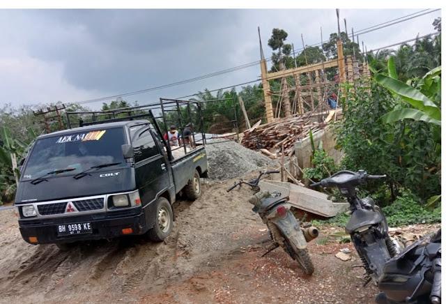 Pekerja Meninggal Tersengat Listrik Saat Bangun Ruko di Pamenang