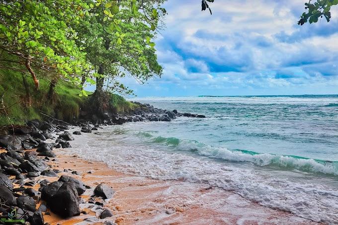 Souillac Beach, Mauritius