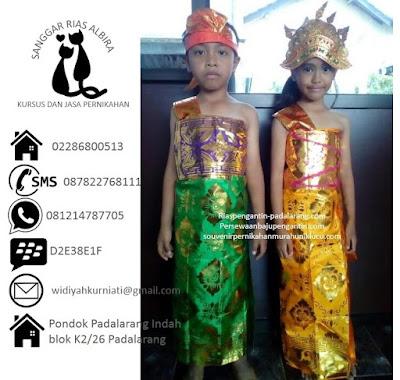 Alamat Tempat Sewa Baju Kartini Anak Adat Bali