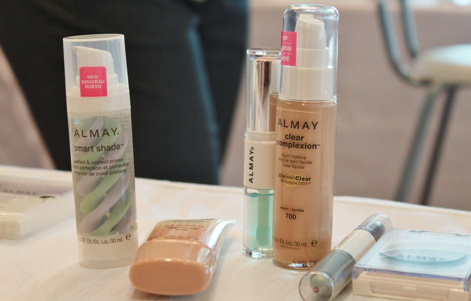 Almay Fall 2012 Makeup Preview Just J