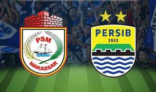 Persib Bandung Targetkan Menang di Kandang PSM Makassar