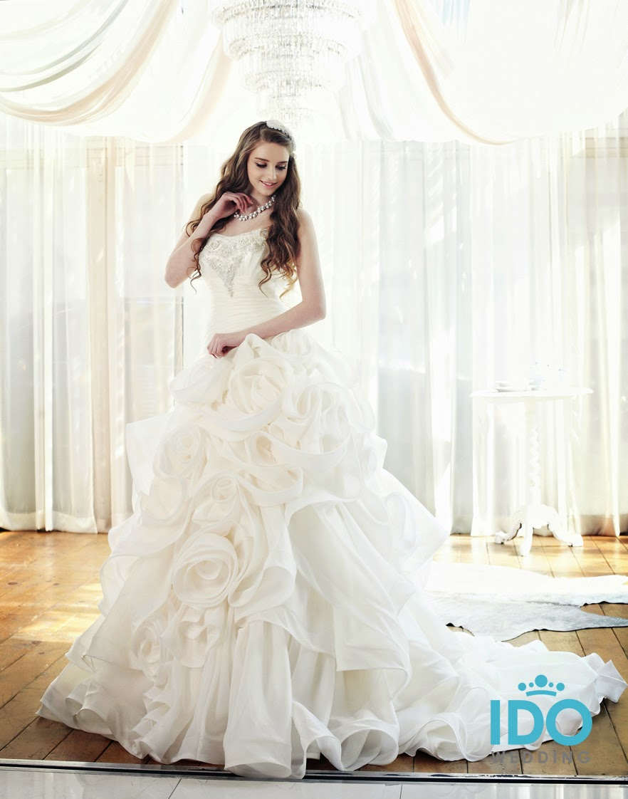 Wedding Gowns - Esthee H.