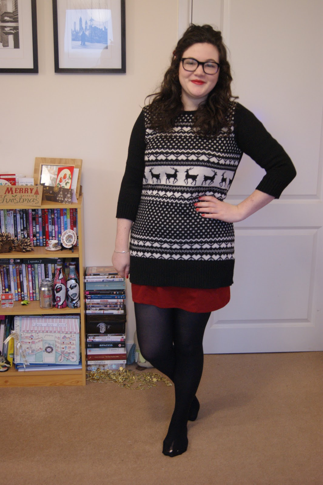 Festive Outfits Frills N Spills