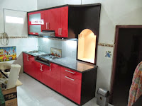 furniture semarang - kitchen set mini bar 17