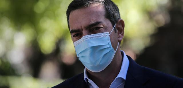 Αλέξης Τσίπρας: Στυγνή ομολογία ενοχής για τον χειρισμό της πανδημίας το ακαταδίωκτο κυβερνητικών στελεχών