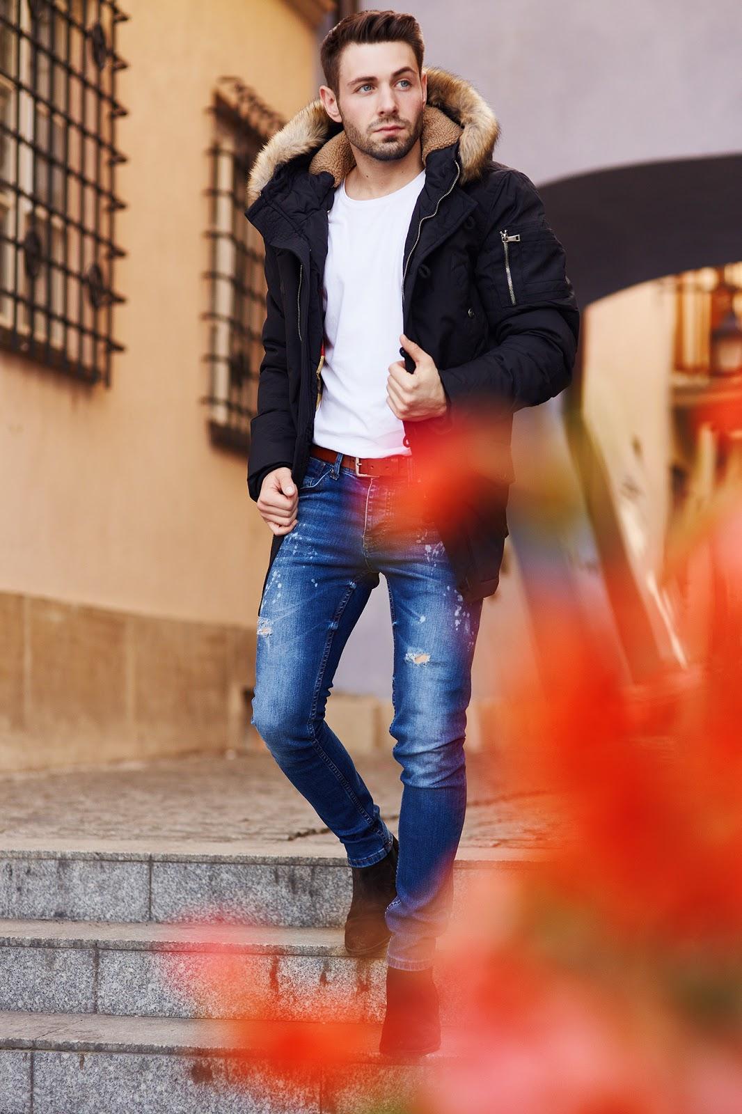 Jesienna stylizacja Rebel Fashion Style