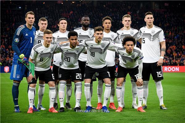 مباراة المانيا وايسلندا اليوم