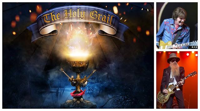 Tabs Fácil de... The Holy Grail. Billy Gibbons & John Fogerty.