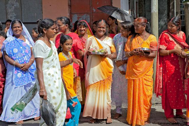 Mauritius Hindus © MTPA Bamba