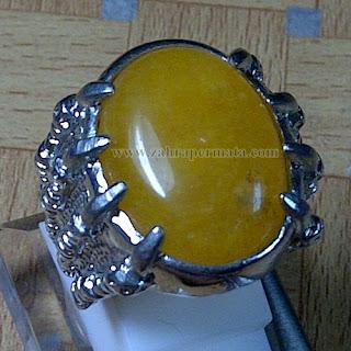 Cincin Batu Yellow Quartz - ZP 769