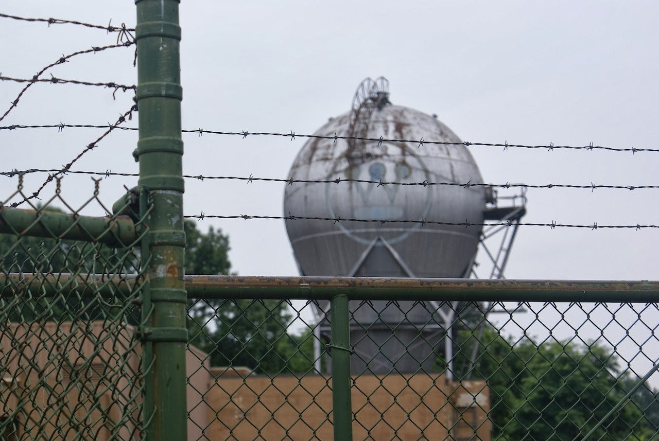 Pittsburgh's Abandoned Atom Smasher