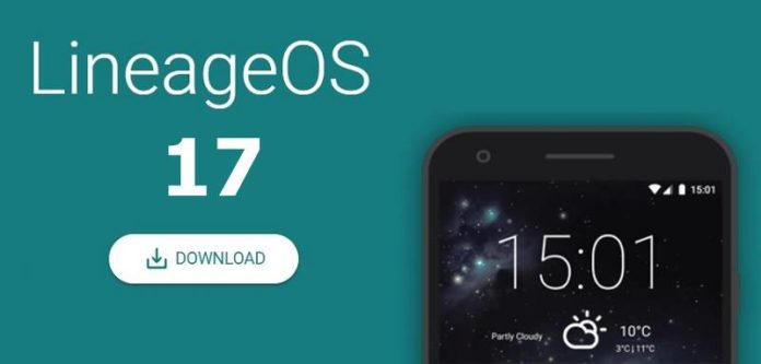 List of devices getting Lineage OS 17 Android Q 10