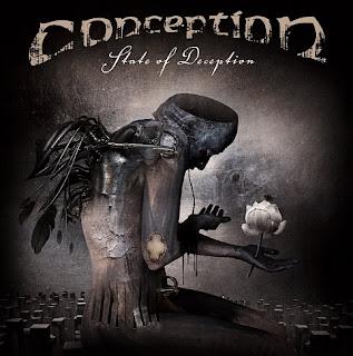 """Ο δίσκος των Conception """"State of Deception"""""""