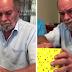 Anciano recibe un obsequio de su hija y su reacción te conmoverá