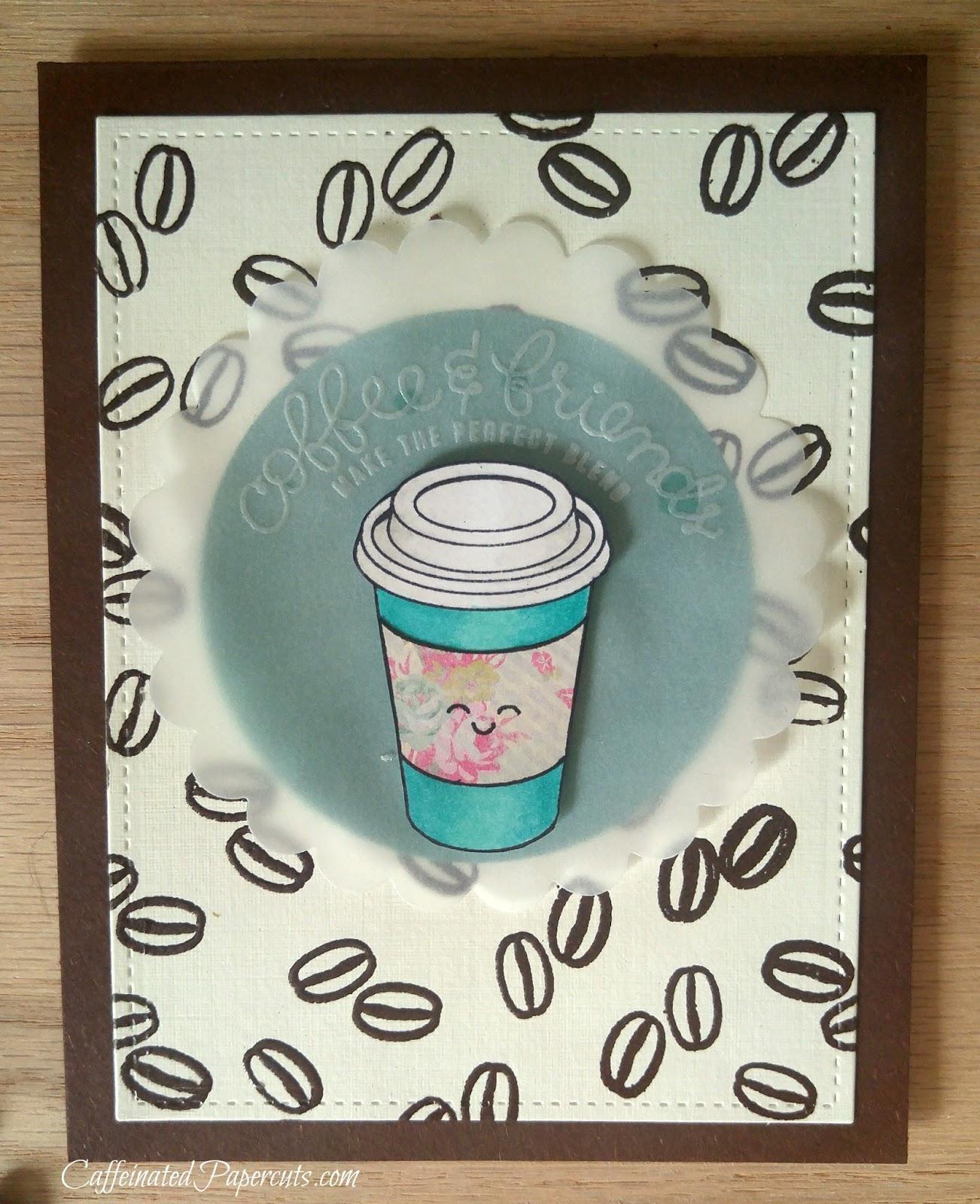 Caffeinated Papercuts