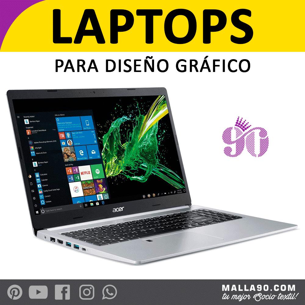 laptop para diseno grafico