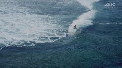 4K Ultra HD demo video Surfing SONY