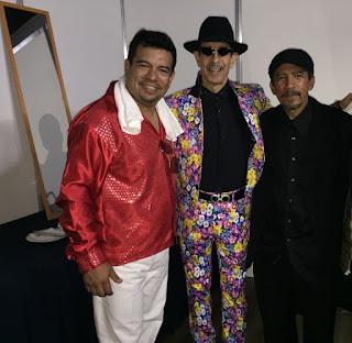 Artistas Internacionales, Ensamble Latino, Jossie Esteban y la Patruya 15, Aniversario de Grupo Rana