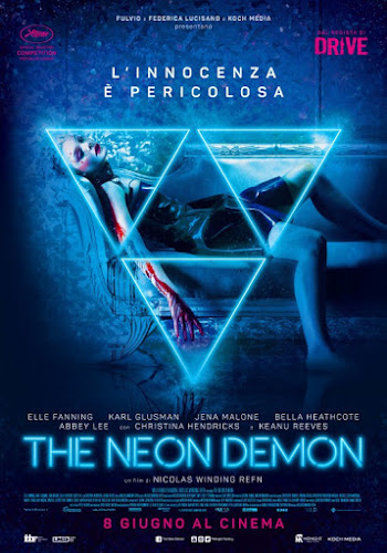The Neon Demon สวย อันตราย