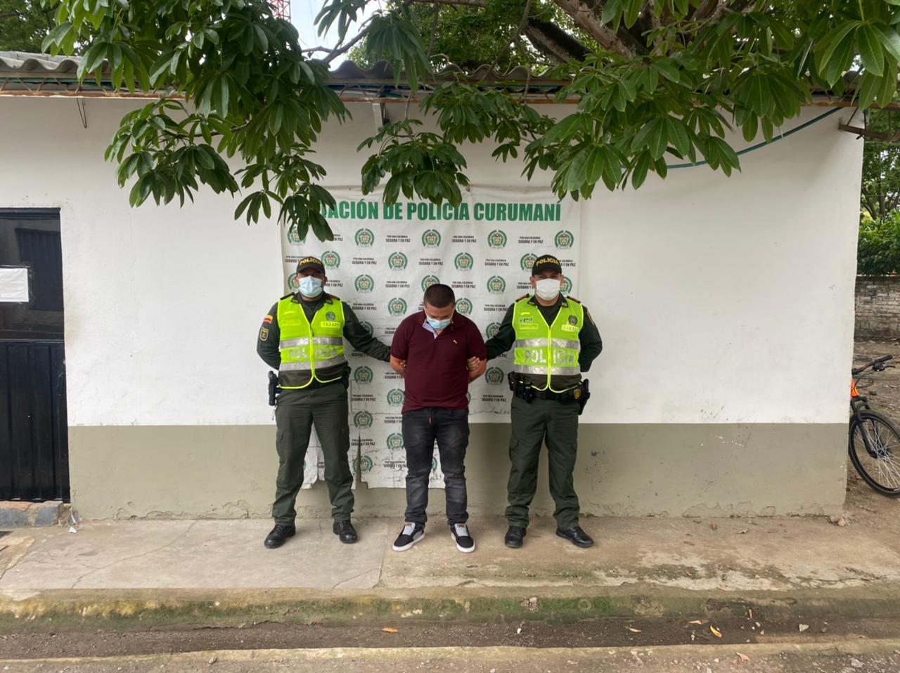 hoyennoticia.com, Peligroso delincuente fue capturado en el sur del Cesar