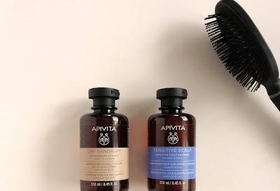 Champús Apivita | Cuero cabelludo sensible y anticaspa | Douglas