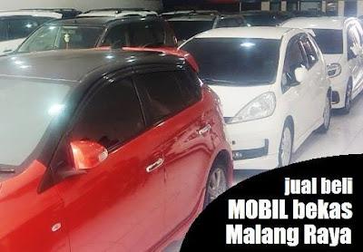 pusat jual beli kendaraan seken Malang raya