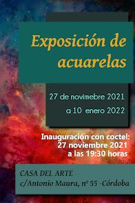 Exposición Acuarelistas Andalucía