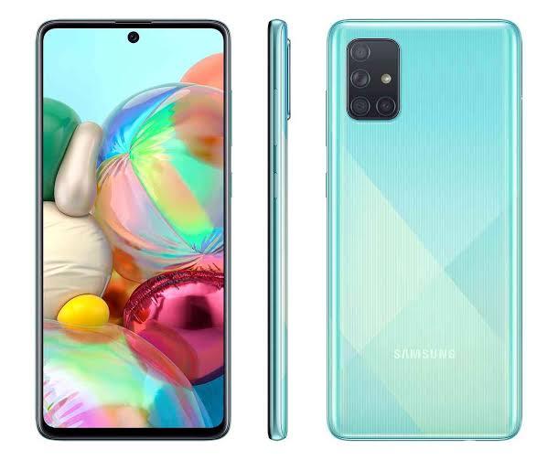 सैमसंग Galaxy A71 5G-A51 5G लॉन्च, जानें क्या है खास