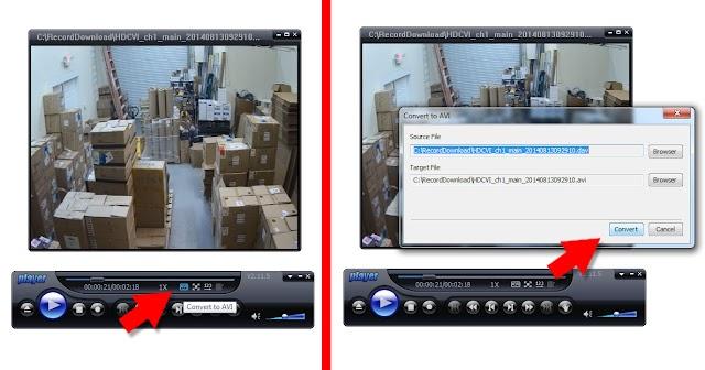 How to Convert DAV to MP4, AVI, WMV, MPEG, MOV, FLV?