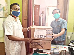 व्यापार मंडल सदैव जनहित के कार्यों में अपना योगदान देता रहा है:- इंदू सिंह  | #NayaSaberaNetwork