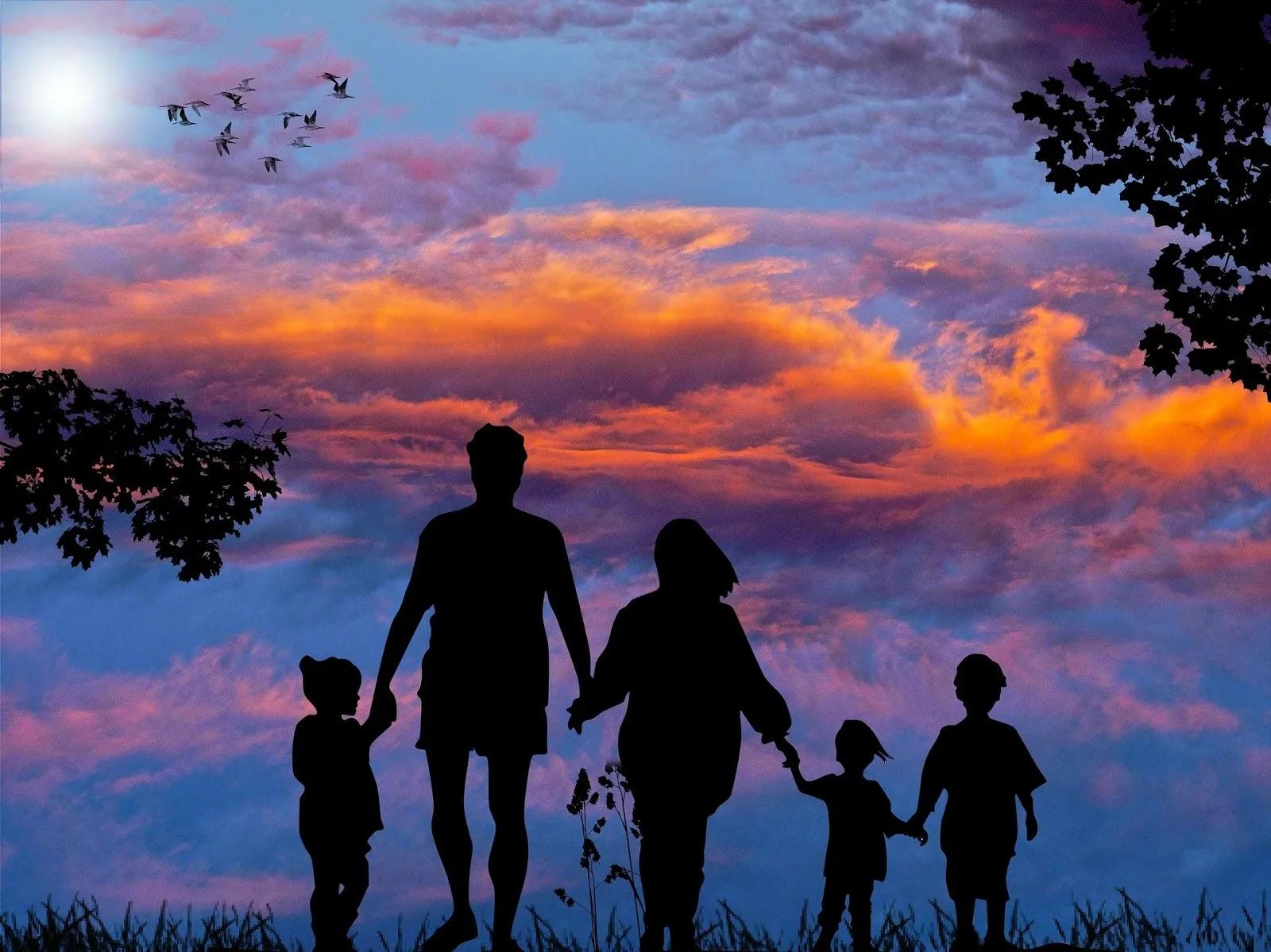 خلفيات مميزة جدا للعائلات