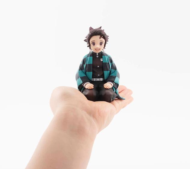 Inilah Action Figure Kamado Tanjiro Yang Seukuran Telapak Tangan