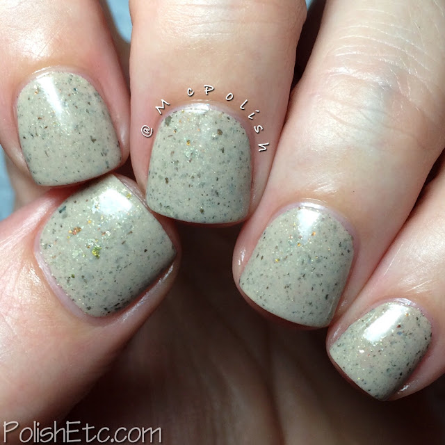 KBShimmer Winter 2015 Crelly Polishes - McPolish - Owl Miss You