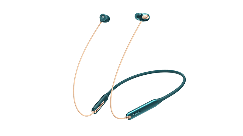 OPPO Enco M31 released, a neckband-style wireless earphones with LDAC for less