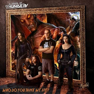 """Οι A Sound of Thunder διασκευάζουν το τραγούδι των Manowar """"Pleasure Slave"""""""