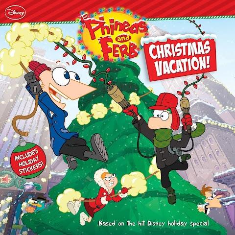 Krishtlindjet me Fines dhe Ferb Dubluar ne shqip