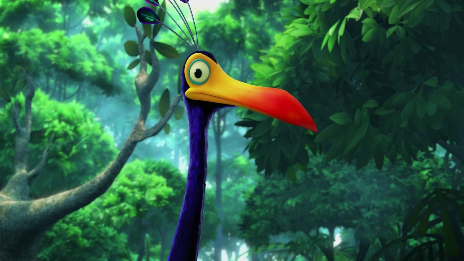 Central Wallpaper: Angry Birds Rio Movie HD Wallpapers ...