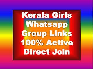Kerala Girls Whatsapp Group Links 2021,